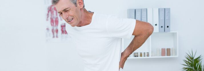 Lower and Upper Back Pain in Center Point AL